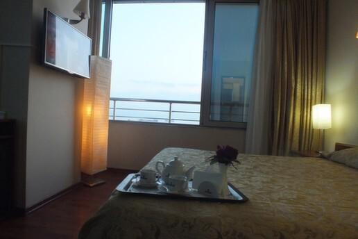 Kartal KNDF Marine Hotel'den Deniz ve Kara Manzaralı Standart Odada Konaklama Seçenekleri