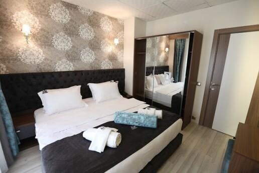 Eskişehir Castillo Hotel'den Kahvaltı Dahil Konaklama Seçenekleri