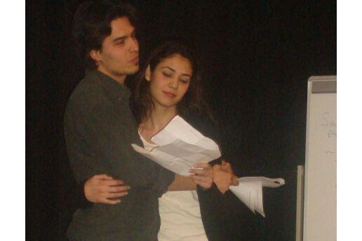 Marmara Sanat Akademisi Şişli'de Tv Dizi Film ve Kamera Önü Oyunculuk Atölyesi