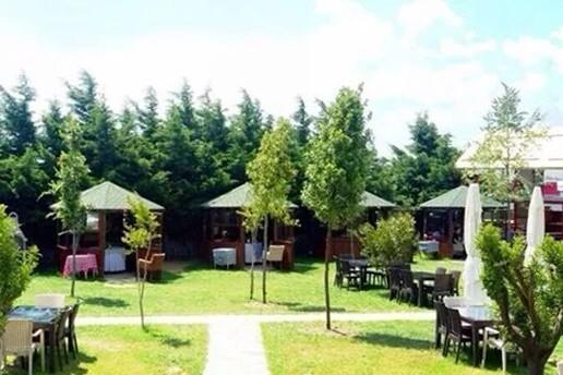 Silivri Bahçem Et Restaurant'ta Mangal ve Aktivite Menüsü
