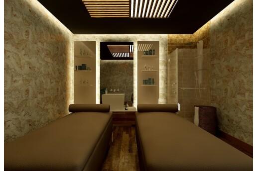 Holiday Inn Kadıköy Konforlu Ambiyansında Uzman Terapistler Eşliğinde Masaj Seçenekleri ve Islak Alan Kullanımı