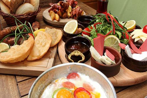 Demetevler Keyfimin Kahvesi'nden Güne Harika Bir Başlangıç Yapmak İsteyenler İçin Enfes Köy Kahvaltısı