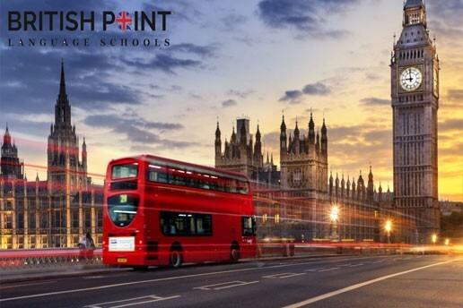 British Point Language'den Vize ve Konaklama Dahil İngiltere'de 1 Ay Dil Bursunu 12.500 TL'den 5.250 TL'ye Düşüren İndirim Kuponu 99 TL!