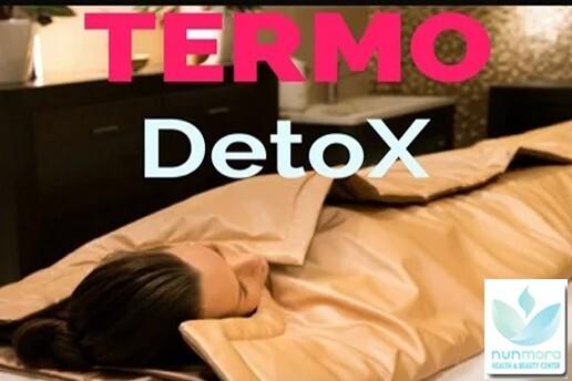 Mecidiyeköy Nun Mora Terapi'de Termodetoks ve Lenf Drenaj İle Zayıflama