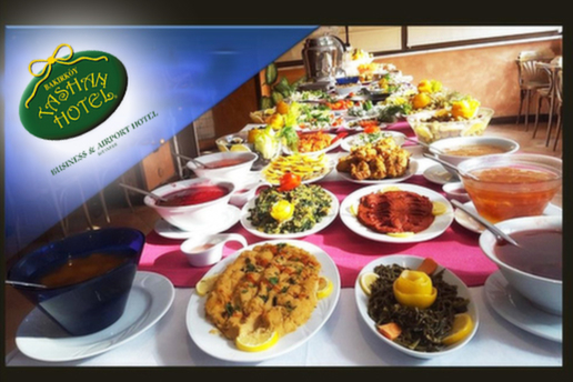 Taşhan Business Hotel'de Açık Büfe Kahvaltı Keyfi Kişi Başı