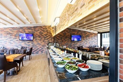 Mari Suite Hotel'den Konfor Dolu Tek ve Çift Kişilik Kahvaltı Dahil Konaklama