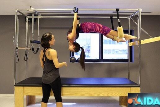 Aida Pt Pilates'ten İnce Bir Görünüme Kavuşmanızı Sağlayacak 2 Ders Reformer Cadillac Uygulaması