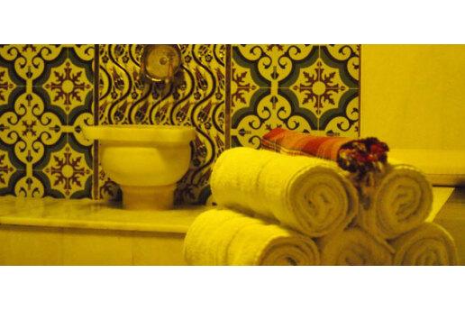 Grand Work Hotel Ares Spa'da Masaj, Spa Kullanımı, Kese Köpük Masajı ve İçecek İkramı