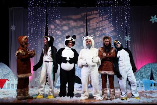 Neşe Dolu 'Sevimli Panda' Adlı Çocuk Tiyatro Oyunu Bileti