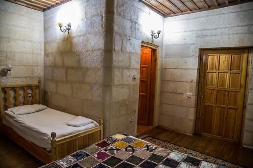 Ürgüp Cappadocia Palace Hotel'de Çift Kişilik Konaklama Seçenekleri