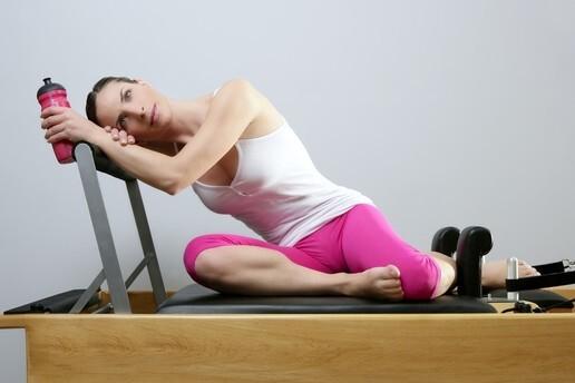 Aida Pt Pilates'ten İnce Bir Görünüme Kavuşmanızı Sağlayacak 50 Dakika Reformer Pilates