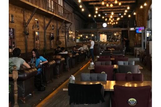 Texas Coffe House'da Kişi Başı Nefis Kahvaltı