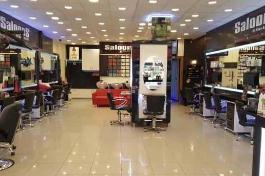 SaloonS Güzellik & Solaryum'dan Kaş Kontür, Eyeliner, Dipliner, İpek Kirpik ve Kirpik Lifting Paketleri