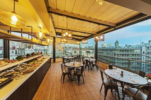 Ada Hotel Karaköy'den Enfes Lezzetlerle Dolu Açık Büfe Kahvaltı Menüsü