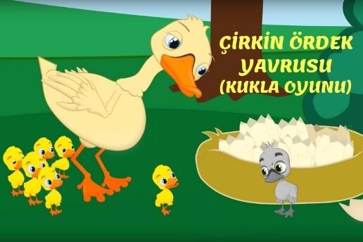 Bir Dunya Klasigi Cirkin Ordek Yavrusu Cocuk Tiyatro Oyunu