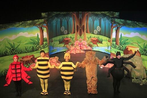 Çocukların Sevgilisi 'Arı Maya' Çocuk Tiyatro Oyununa Bilet