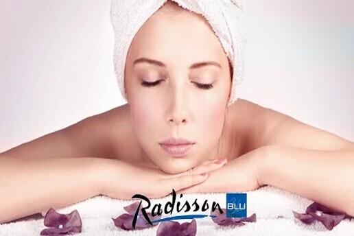 Radisson Blu Batışehir Qualia Spa'da 50 Dakika Masaj Terapisi