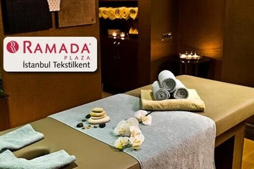 Ramada Plaza Tekstilkent Spa'da Masaj ve Islak Alan Keyfi