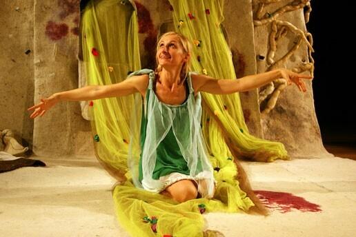 Güçlü Olmayı Öğreten 'Kırmızı Erik Çekirdeği' Çocuk Tiyatro Oyunu Bileti
