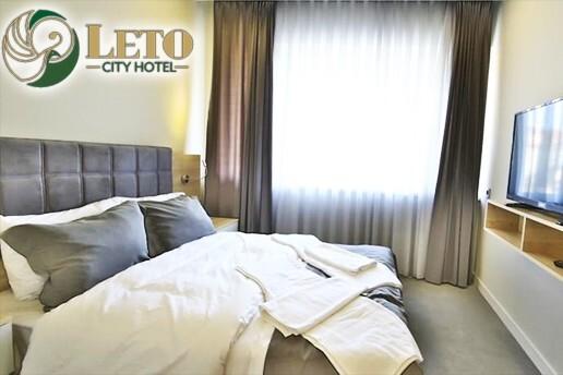 Leto City Hotel Eskişehir'de Çift Kişilik Konaklama Seçenekleri