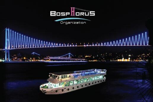 Bosphorus Organization'dan Gruplara Özel Yemekli & Kokteylli Boğaz Turu