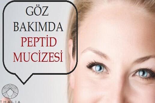 Thalia Güzellik'ten Botox Etkili Göz Altı Bakımı