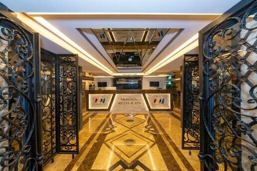 Skalion Hotel & Spa'dan Gelin Hamamı Paketi