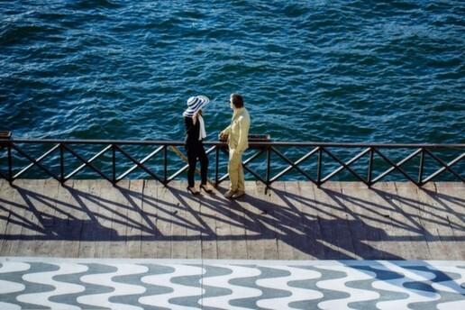 Konak Pasaport Pier Hotel'de Deniz Manzarası Eşliğinde Akşam Yemeği Menüsü