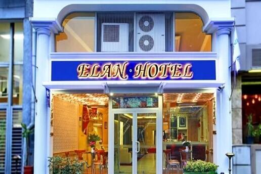 Taksim Elan Hotel'de Ev Yemeği Menüsü