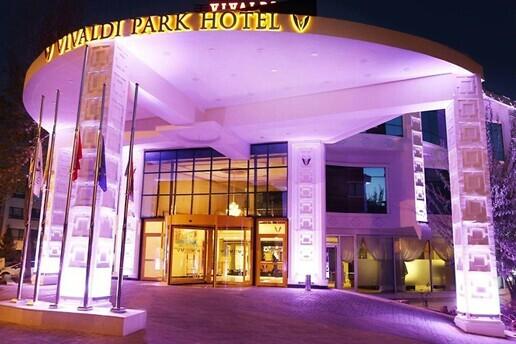 Vivaldi Park Hotel Ankara'da Standart Odada Kahvaltı Dahil Konaklama