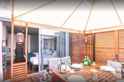 Terrace Suites İstanbul'da 2 Kişi 1 Gece Konaklama Seçenekleri