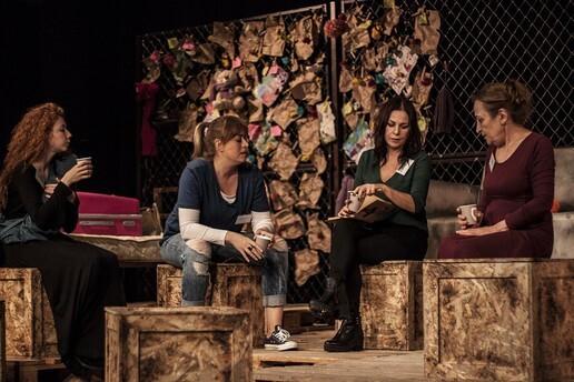 'Nereye Gitti Bütün Çiçekler?' Tiyatro Oyunu Bileti