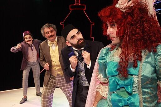 Bir Alaturka Hikayet 'Raif İle Letafet' Tiyatro Oyunu Bileti