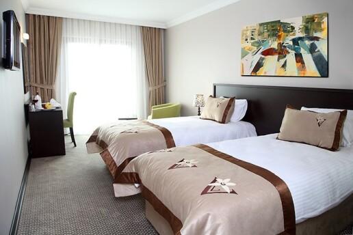 Villa Vanilla Hotel'de Çift Kişi Kahvaltı Dahil Konaklama
