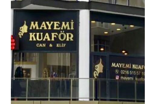 Mayemi Kuaför'de Keratin Botoks + Brezilya Fönü + Keratin Kaynak veya Mikro Kaynak + Boncuk Kaynak