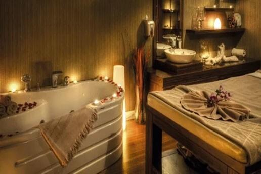 Park Inn by Radisson Kavacık'ta Spa Kullanımı Dahil Masaj Uygulamaları