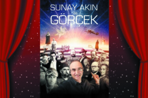 Sunay Akın'ın 'Görçek' Tiyatro Oyunu Bileti