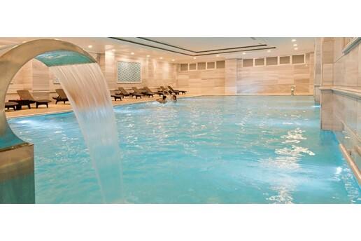 The Ness Termal Hotel'de Gelin Hamamı ve Spa Kullanımı
