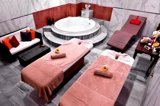 The Ness Thermal Hotel'de Masaj Seçenekleri