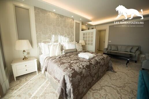 Kıbrıs Les Ambassadeurs Hotel & Casino'da Tatil Paketleri