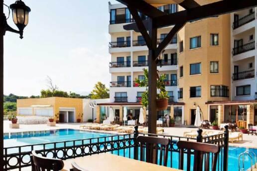 Kıbrıs Ada Beach Hotel'de Tatil Paketleri