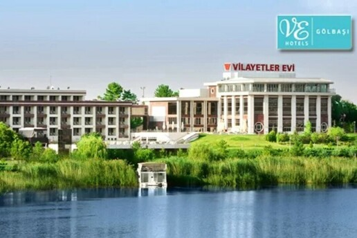 VE Hotels Gölbaşı Vilayetler Evi'nde Tadına Doyulmaz Fix Yemek Menüleri