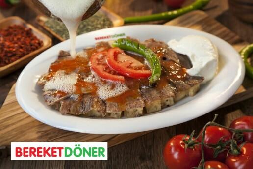 Bereket Döner'in İstanbul'daki 56 Şubesinde Geçerli Tadına Doyulmaz Yemek Menüleri