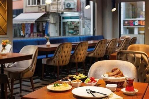 Kadıköy Güner Business Hotel'de Çift Kişilik Konaklama Seçenekleri