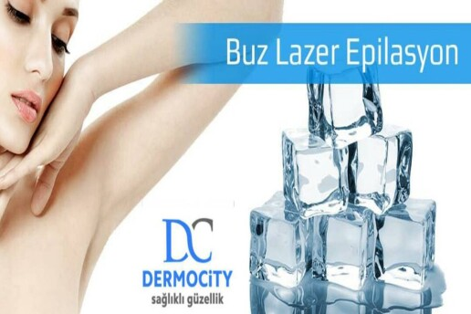 Dermocity Clinic'ten Buz Lazer İstenmeyen Tüylere Kesin Çözüm