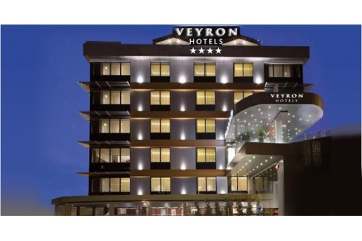 Gayrettepe Veyron Hotel'de Birbirinden Lezzetli Çeşitleri ile Açık Büfe Kahvaltı