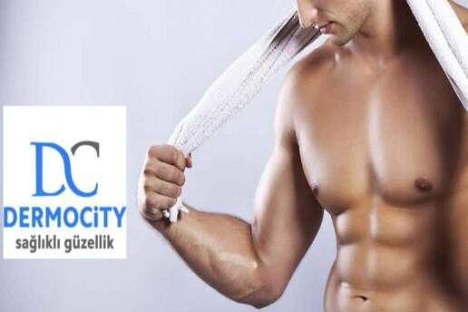 Dermocity Clinic'ten Erkeklere Özel Epilasyon Uygulaması