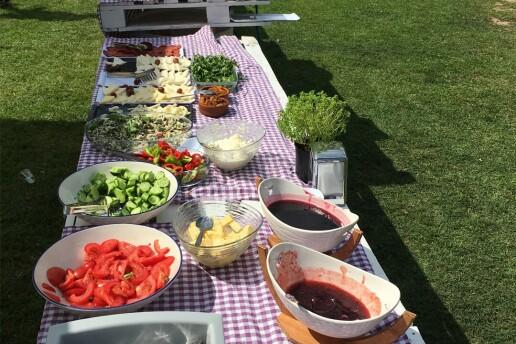 Patlıcan'da Açık Büfe Kahvaltı, Yoga Ve Ritim Atölyesi'ne Davetlisiniz!