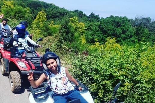 Ağva Assortie La Villa Hotel'de Muhteşem Ormanlarda Eğlence Dolu 45 Dakikalık Atv Safari Turu