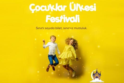 31 Ağustos - 1 Eylül Cahit Ölçer Spor Tesisleri Çocuklar Ülkesi Festival Bileti